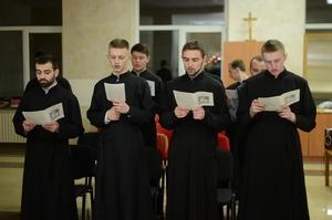 Молитовні чування за мир в Україні   Центру Душпастирювання Силових Структур