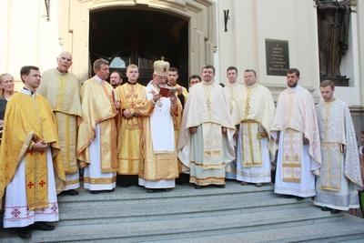 Розпочалася Всеукраїнська Патріарша проща!